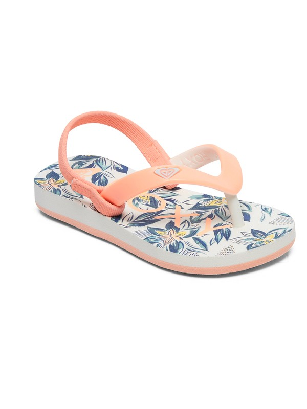 0 Girl's 2-6 Tahiti Sandals Blue AROL100005 Roxy
