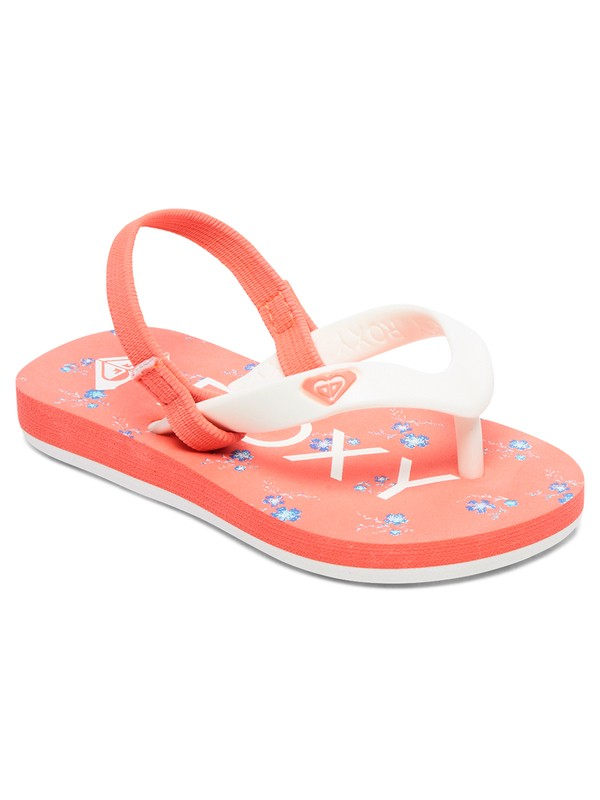 0 Girl's 2-6 Tahiti Sandals Pink AROL100005 Roxy