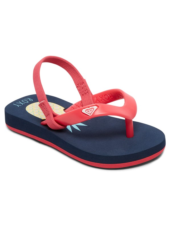 0 Tahiti VI - Sandals for Toddlers Blue AROL100005 Roxy