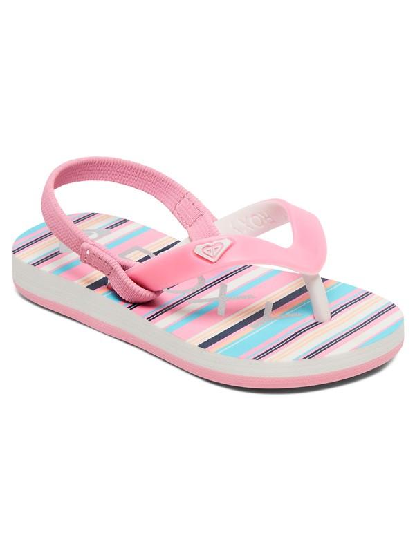 0 Girl's 2-6 Tahiti Sandals Orange AROL100005 Roxy