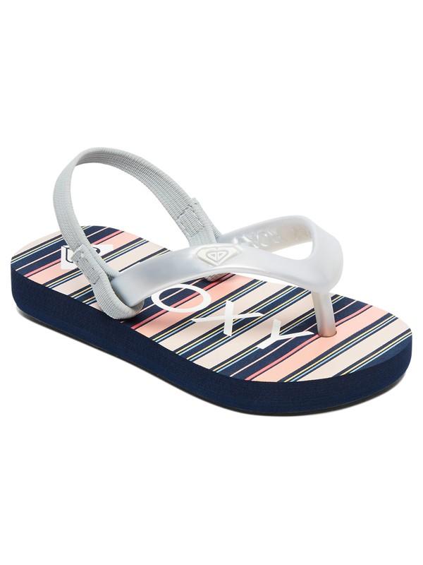 0 Girl's 2-6 Tahiti Sandals Pink AROL100005 Roxy
