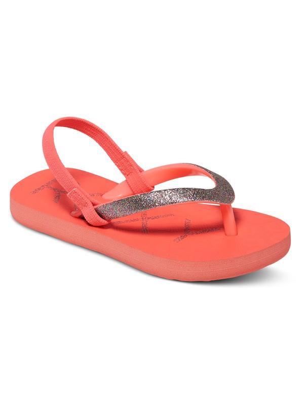 0 Girl's 2-6 Viva Glitter Sandals  AROL100007 Roxy