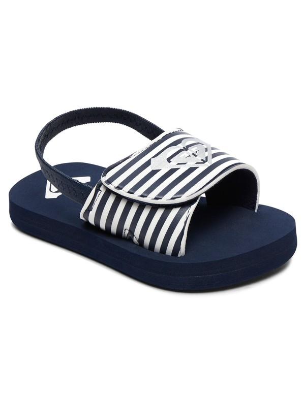 0 Finn Sandals Blue AROL100012 Roxy