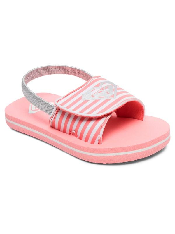 0 Finn Sandals Pink AROL100012 Roxy