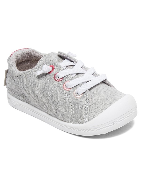 0 Girl's 2-6 Bayshore Shoes Grey AROS600001 Roxy