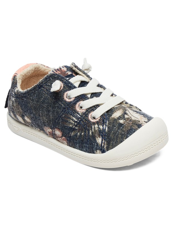 0 Girl's 2-6 Bayshore Shoes Blue AROS600001 Roxy
