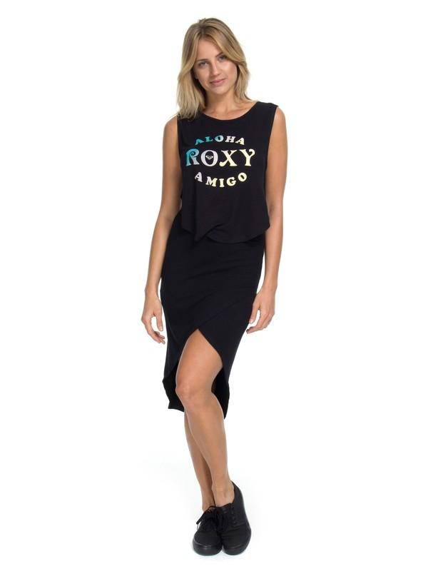 0 Saia Mullet Bet Roxy Preto BR73801245 Roxy