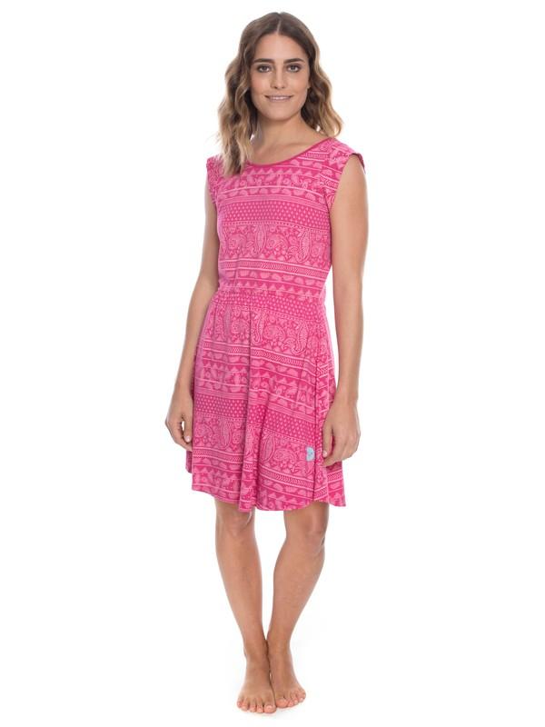 0 Vestido Claire Pink BR73811491 Roxy