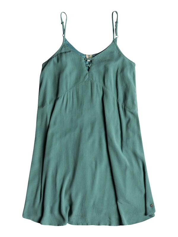 0 Vestido Curto Full Bloom Roxy  BR73811568 Roxy