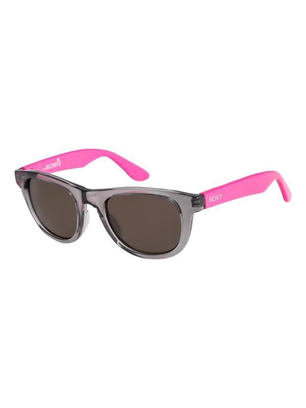 0 Little Blondie - Sunglasses for Girls 3-7 Gray ERG6011 Roxy
