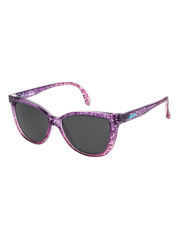 0 Coco - Sonnenbrille für Mädchen 3-7 Rosa ERG6016 Roxy