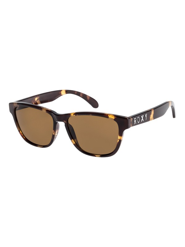 0 Mini Uma - Sunglasses for Girls 8-16 Brown ERGEY03000 Roxy