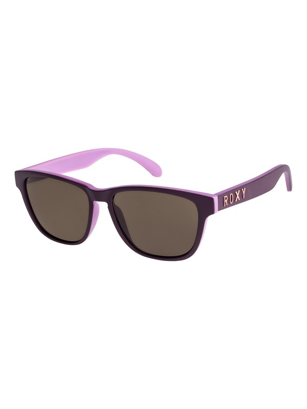 0 Mini Uma - Sunglasses for Girls 8-16 Purple ERGEY03000 Roxy