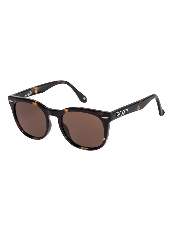 0 Little Venice - Sunglasses for Girls 8-16 Brown ERGEY03001 Roxy