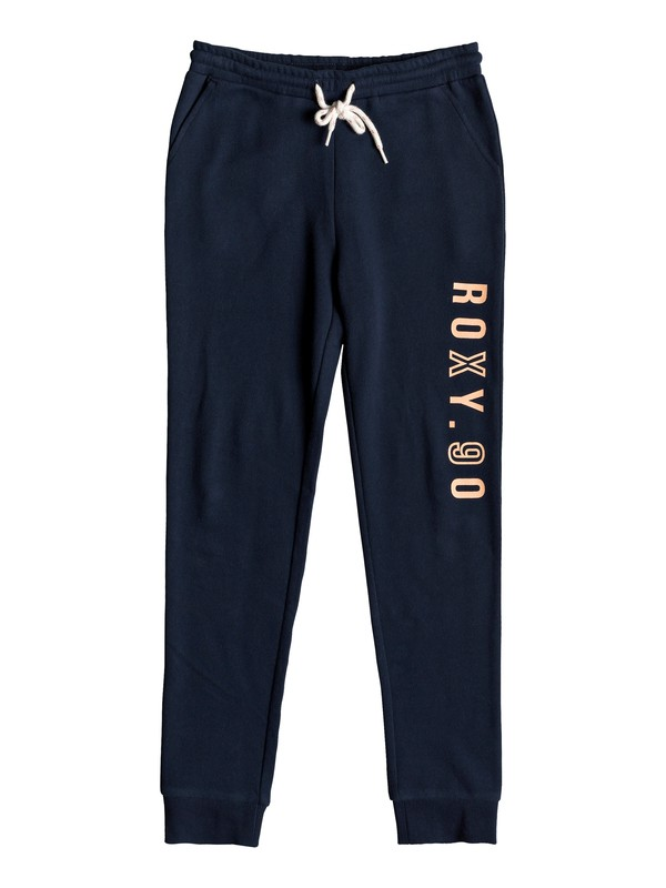 0 Nice Travel - Joggers for Girls 8-16 Blue ERGFB03110 Roxy