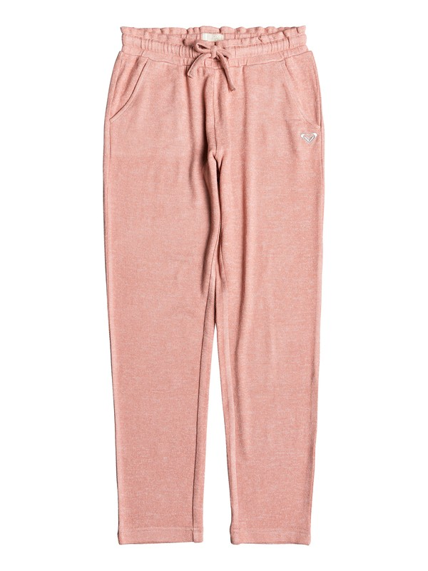 0 Girl's 7-14 Breath A New Day Joggers Pink ERGNP03036 Roxy