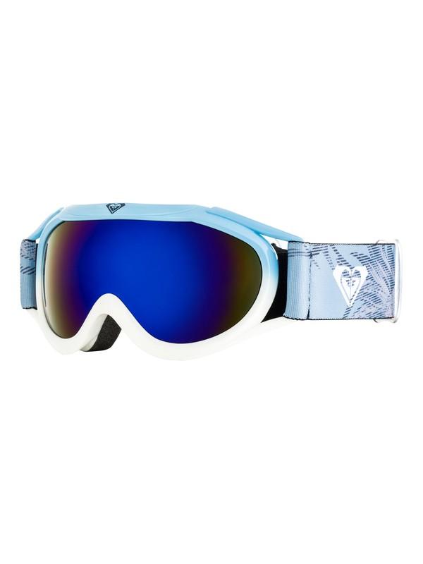 0 Girl's 7-14 Loola 2.0 Snowboard/Ski Goggles Blue ERGTG03007 Roxy
