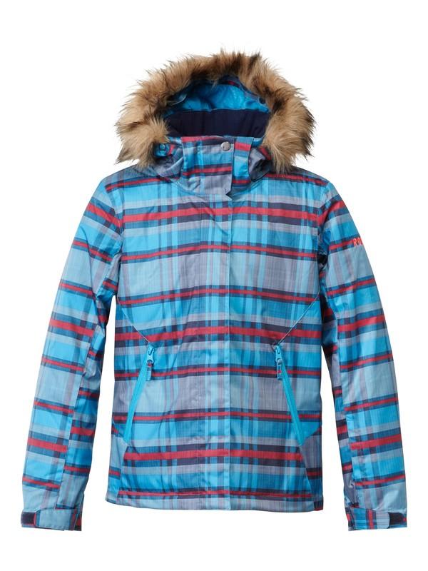 0 Girls 7-14 American Pie Print Jacket  ERGTJ00026 Roxy