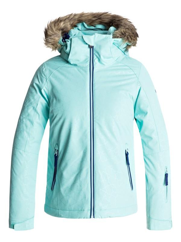 0 Girl's 7-14 American Pie Snow Jacket  ERGTJ03036 Roxy