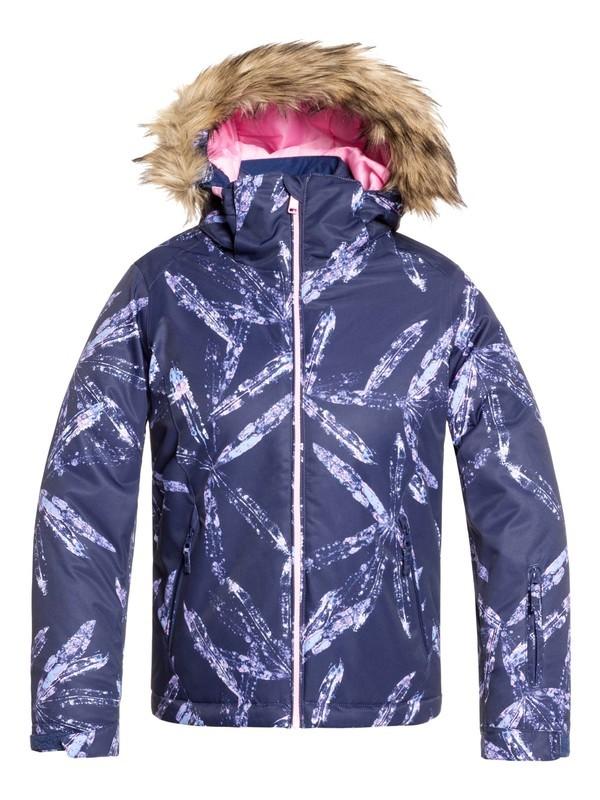 0 Jet Ski - Veste de snow pour Fille 8-16 ans Bleu ERGTJ03075 Roxy
