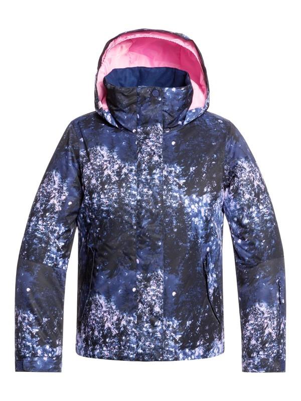 0 ROXY Jetty - Veste de snow pour Fille 8-16 ans Bleu ERGTJ03082 Roxy