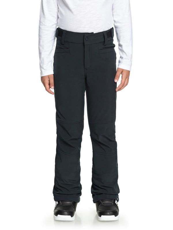 0 Creek - Pantalon de snow pour Fille 8-16 ans Noir ERGTP03013 Roxy