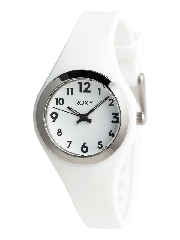 0 Alley S - Analogue Watch for Girls 8-16 White ERGWA03000 Roxy