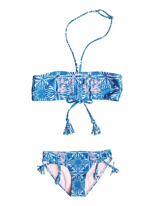 0 Sunny Dreams - Bandeau Bikini Set  ERGX203082 Roxy