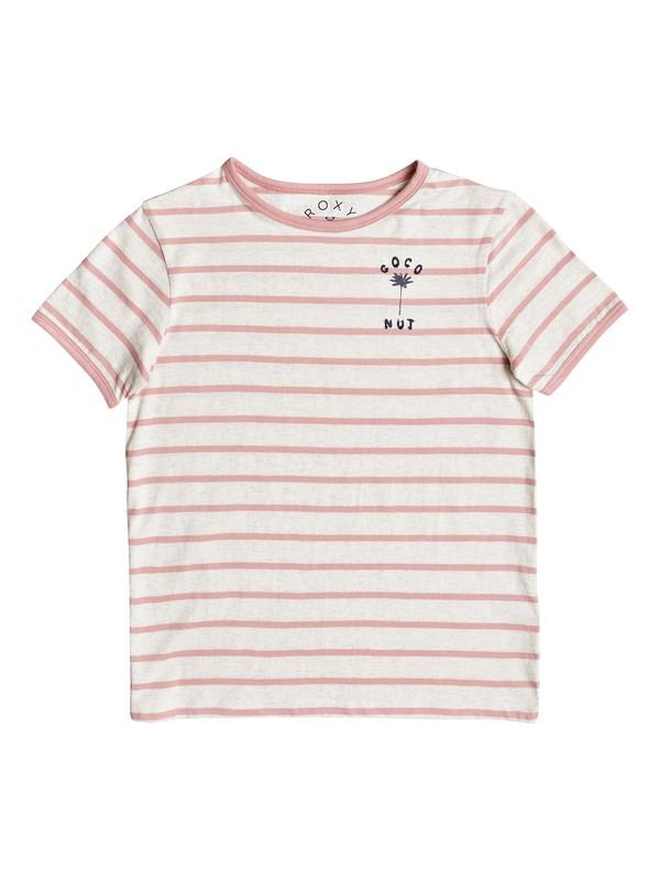 0 Telling Stories - Camiseta para Chicas 8-16 Rosa ERGZT03263 Roxy