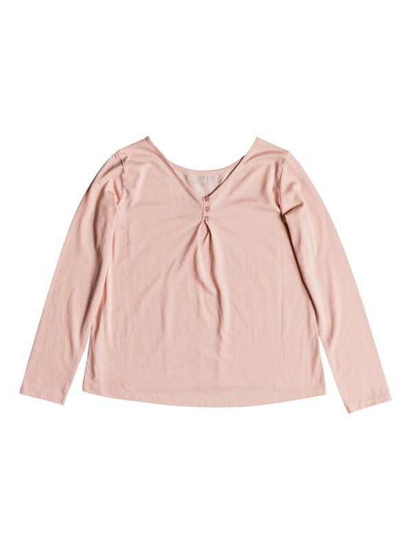 0 Skinny Love Lights - T-shirt manches longues pour Fille 8-16 ans Rose ERGZT03333 Roxy