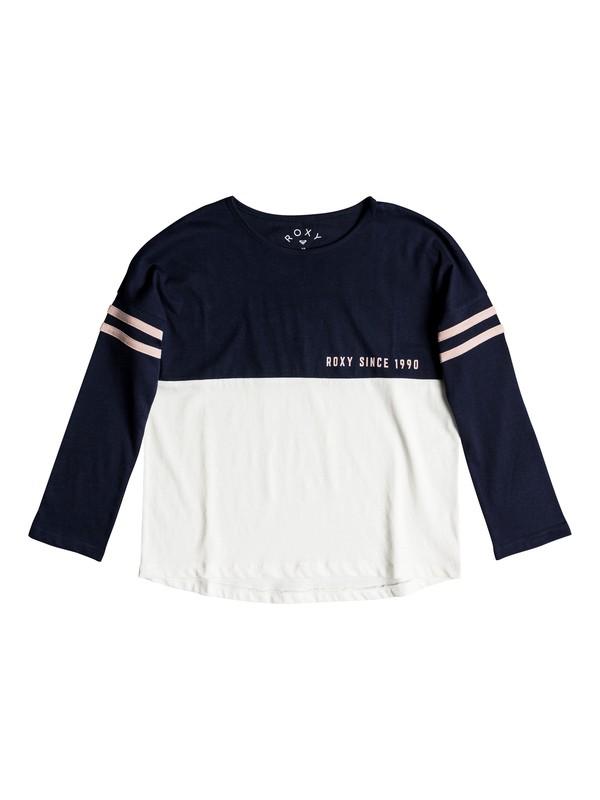 0 Sun One - T-shirt à manches longues pour Fille 8-16 ans Bleu ERGZT03337 Roxy