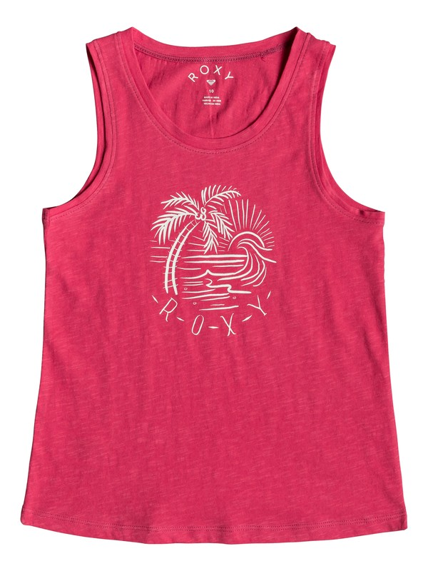 0 There Is Life B - Licra para Chicas 8-16 Rosa ERGZT03388 Roxy