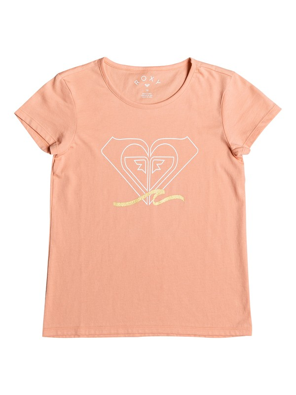 0 Endless Music - T-shirt pour Fille 8-16 ans Rose ERGZT03389 Roxy