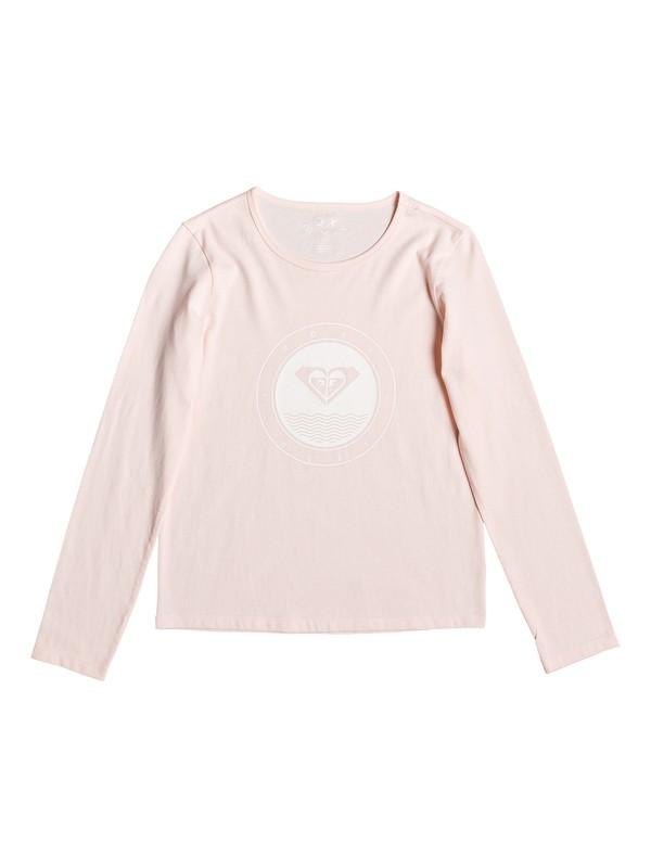 0 So Amazing - T-shirt met Lange Mouwen voor Meisjes 4-16 Pink ERGZT03458 Roxy
