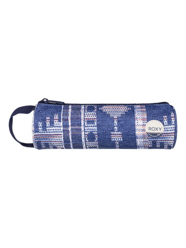 0 Off The Wall - Pencil Case Blue ERJAA03131 Roxy