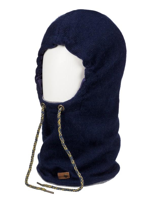 0 Torah Bright - Cache-cou à capuche 2 en 1 pour Femme Bleu ERJAA03285 Roxy