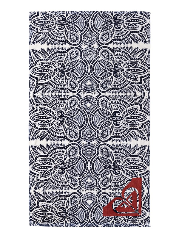 0 Hazy - Beach Towel White ERJAA03404 Roxy