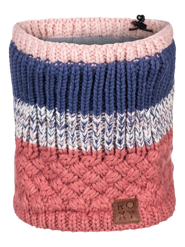 0 Hailey Neck Warmer Pink ERJAA03421 Roxy