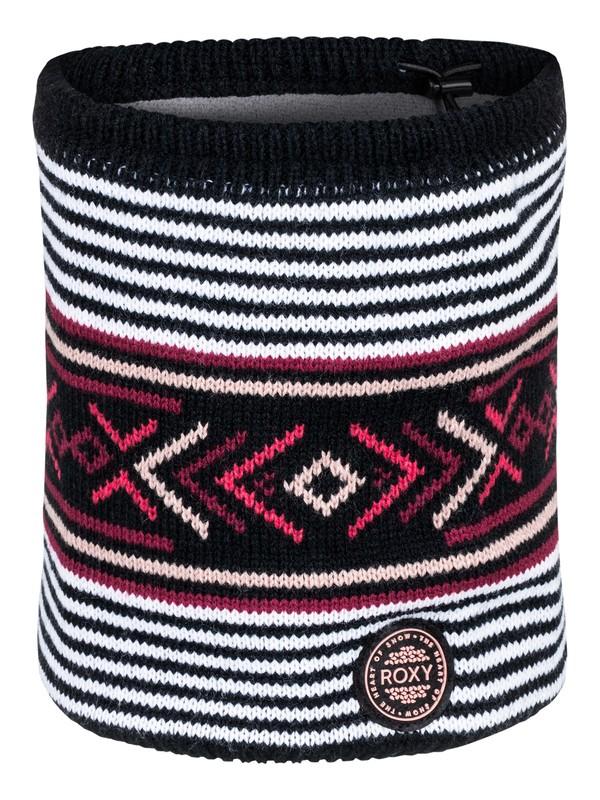 0 Joya Vale - Neck Warmer Pink ERJAA03425 Roxy
