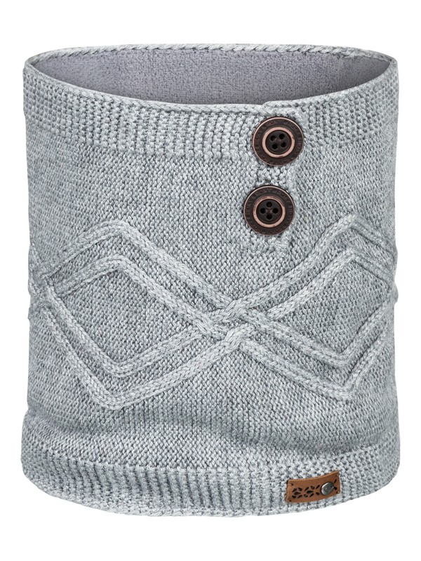 0 Frozen Jaya Neck Warmer Grey ERJAA03426 Roxy