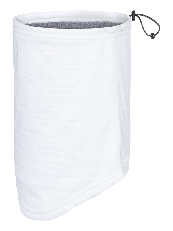 0 Cascade Neck Warmer White ERJAA03427 Roxy