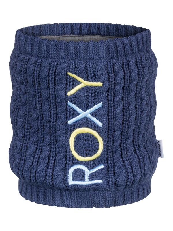 0 Fjord Neck Warmer Blue ERJAA03430 Roxy
