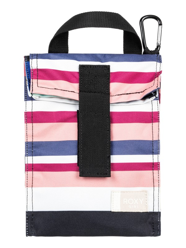0 Lunch Hour Lunch Bag White ERJAA03453 Roxy
