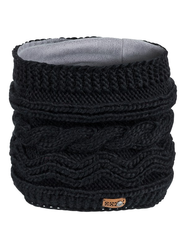 0 Winter Neck Warmer Black ERJAA03458 Roxy