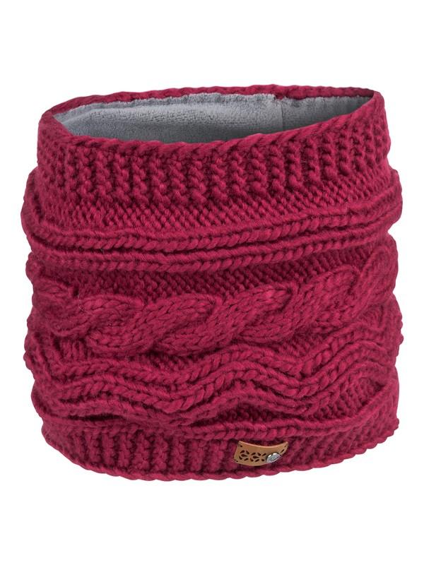 0 Winter Neck Warmer Red ERJAA03458 Roxy