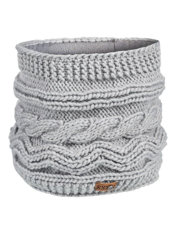 0 Winter Neck Warmer Grey ERJAA03458 Roxy
