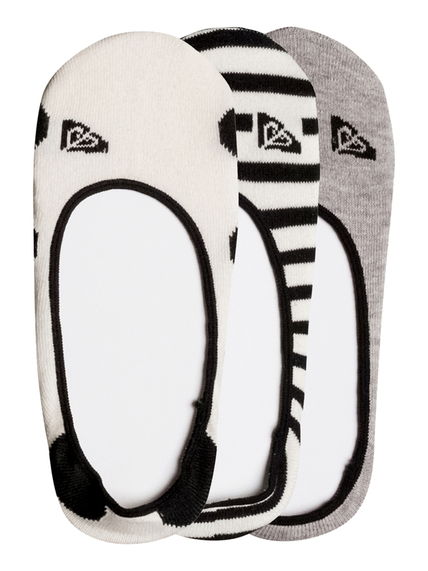 0 ROXY - Chaussettes invisibles Noir ERJAA03462 Roxy
