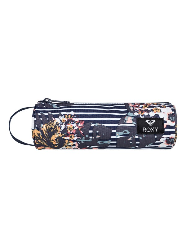 0 Off The Wall - Pencil Case Blue ERJAA03466 Roxy