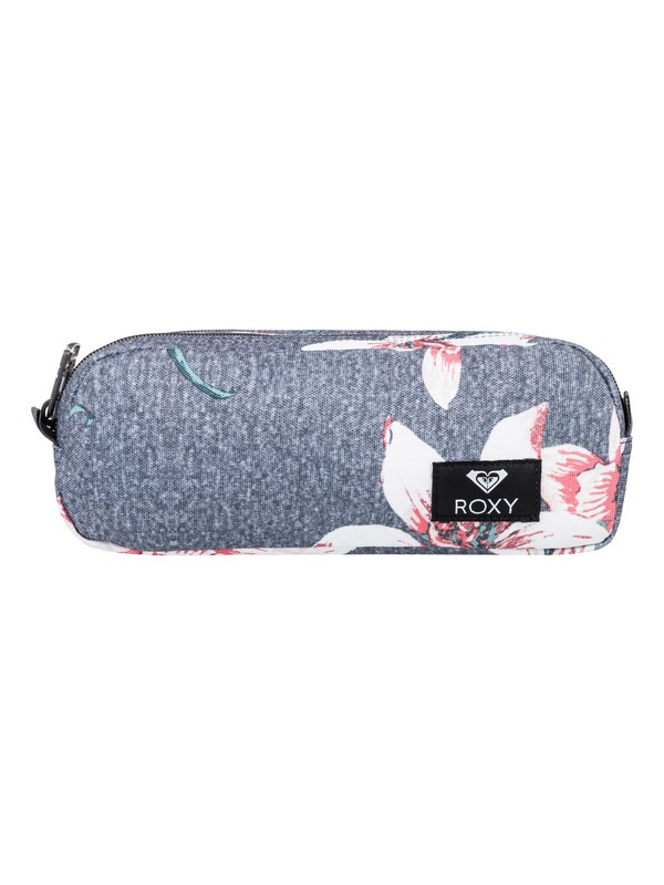 0 Da Rock - Pencil Case Black ERJAA03467 Roxy