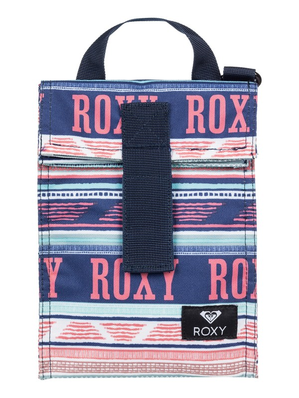 0 Lunch Hour Lunch Bag White ERJAA03472 Roxy